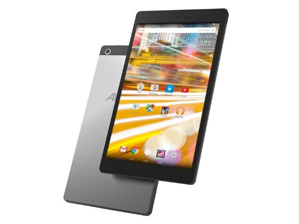 Archos Announces Three New Tablets Under Oxygen Series