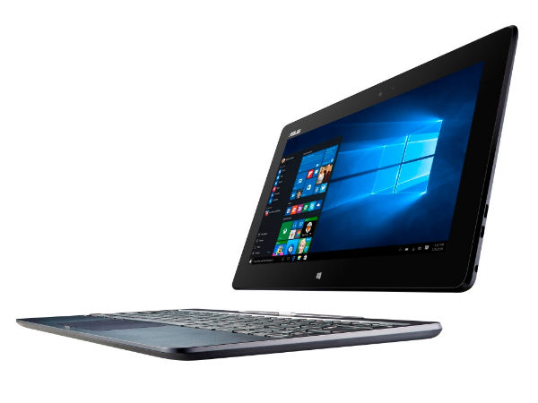 Asus Transformer Book T100HA with latest gen Intel Atom chip launched