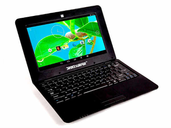 Datawind DroidSurfer Android based Netbooks for the Masses launched