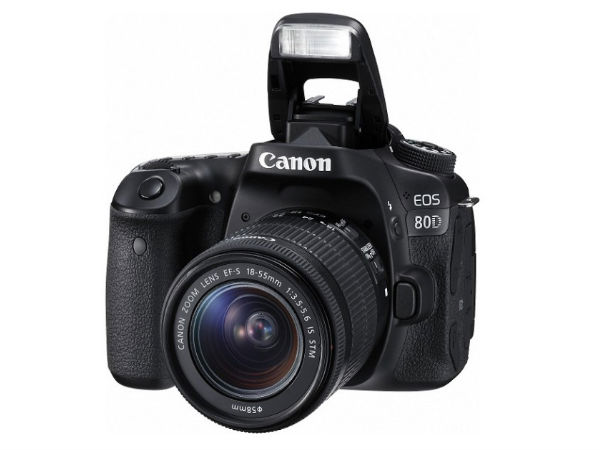 Canon Launches Camera Under EOS and PowerShot Series in India
