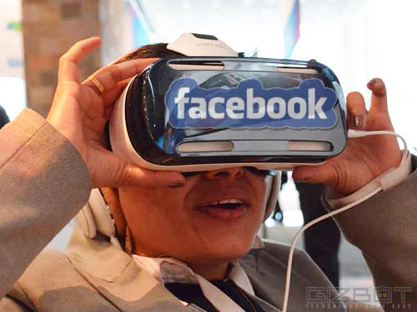 See your world differently with Facebook's 360 video