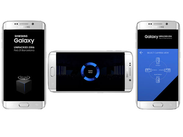 Samsung To Live Stream Galaxy Unpacked 2016 Event in 360-Degrees