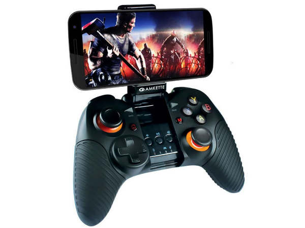 Amkette Launches Evo Gamepad Pro 2 with Wireless Bluetooth Controller