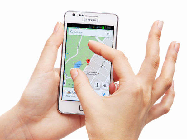 Google Maps allows pit stops in navigation mode