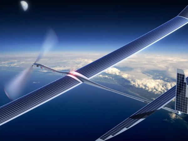Facts about Google's secretive 5G internet drone - Project Skybender