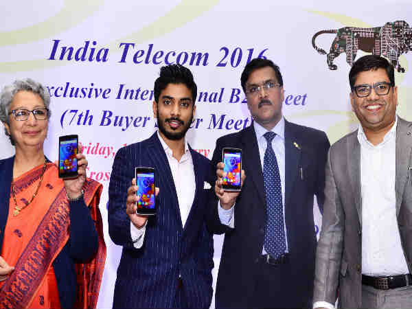 Intex Added it's New Aqua Craze Smartphone Under 4G Affordable Range