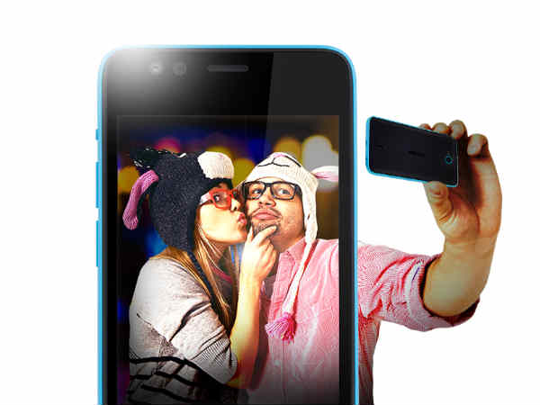 InFocus Launches Bingo 21, A Selfie-Focused Smartphone For Rs. 5,499