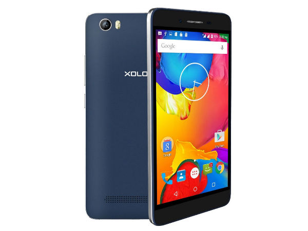 Xolo Launches Mid-Range Era 4K Smartphone at Rs 6,499