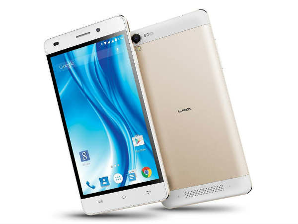 Lava Launches X3 Smartphone With 5-Inch Display For Rs 6,499
