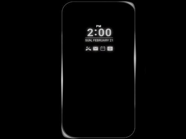 LG G5 to Come With Secondary Ticker Display [Report]