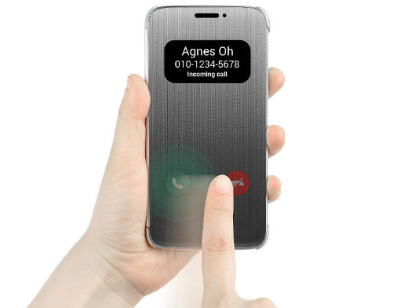 LG Shows Touch-Enabled Quick Cover Case For Upcoming LG G5