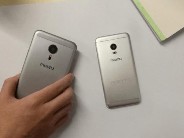 Spotted: Live Image of Meizu Pro 5 Mini Smartphone!