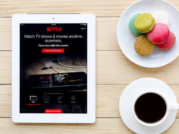 Get a Netflix connection to boost your love life