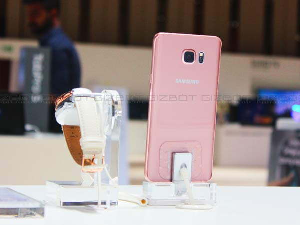 IN PICTURES: 10 Most Important Gadgets Showcased at Samsung Forum 2016