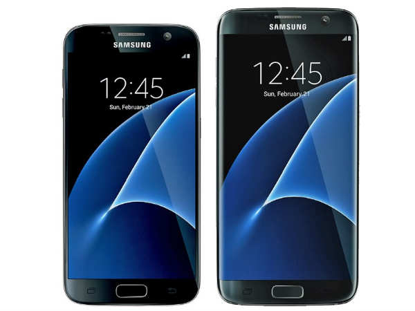 Samsung Galaxy S7 Launched at Rs 48,900