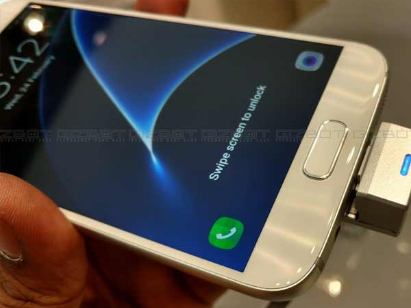 Samsung Galaxy S7 Hands on and first impressions