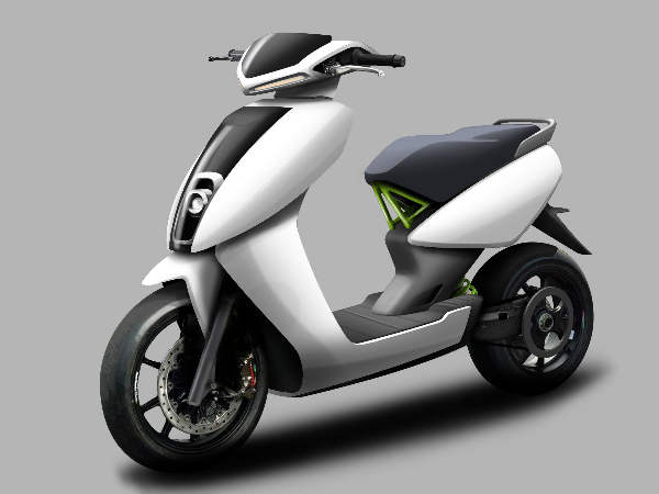 India's First Smart Scooter By Ather Energy Set To Launch Soon