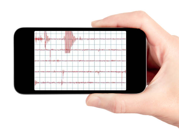 New app turns smartphones into earthquake detectors