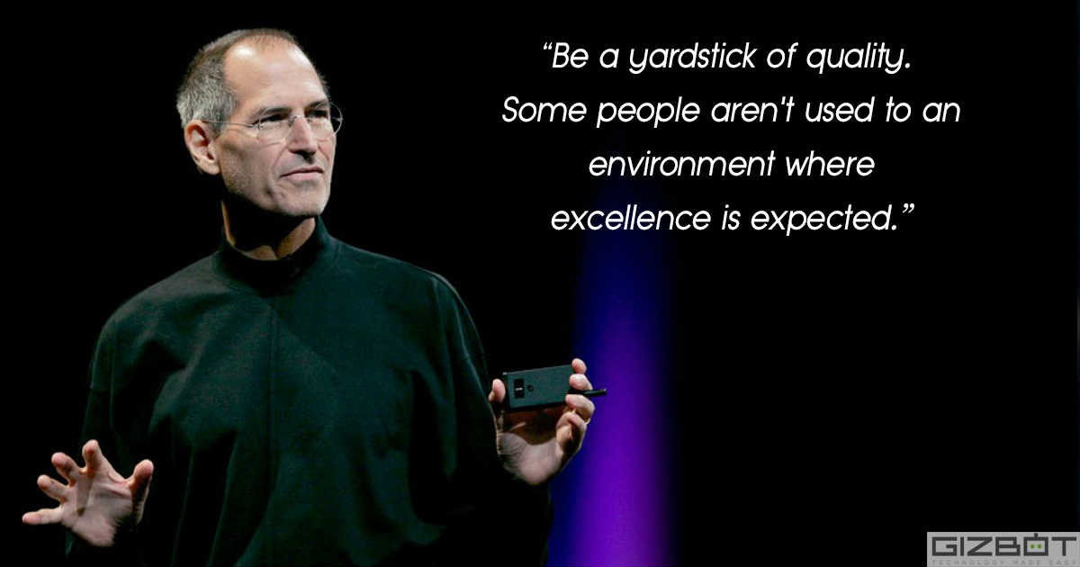 Steve Jobs late Apple CEO most inspirational quotes ...