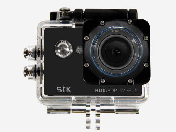 STK Explorer Camera with Underwater Shooting capabilities launched