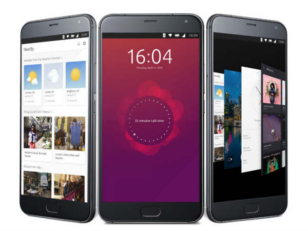Meizu Announces Pro 5 Ubuntu Edition Smartphone Ahead of MWC 2016
