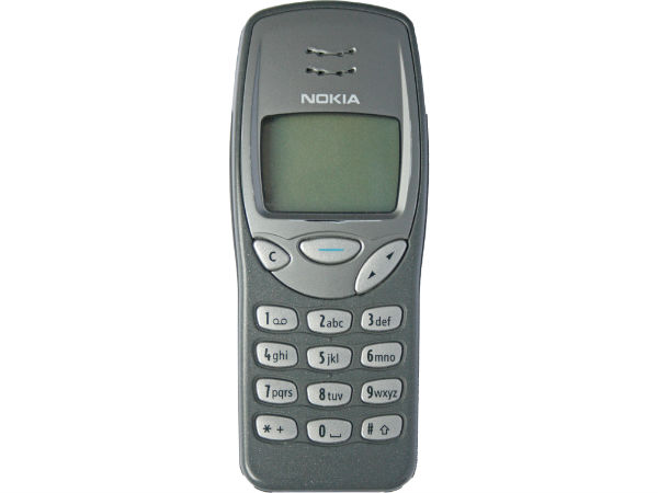 The Nokia 3210 is a GSM cellular phone, announced by Nokia on March 18, 1999.
