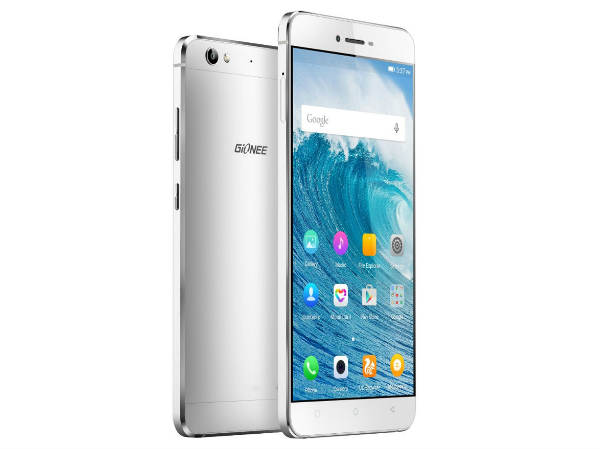 Gionee S6, A Metal Body Smartphone With 3GB RAM Launched For Rs 19,999