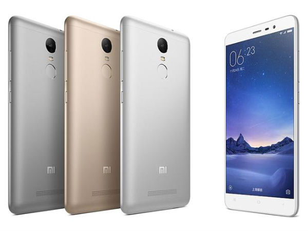 Xiaomi's Biggest Bet to Take on LeEco, Huawei is Coming on March 3!