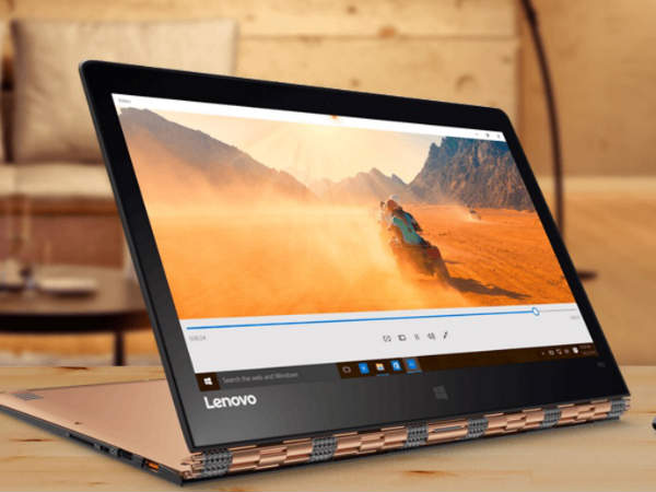 Lenovo launches YOGA 900 laptop and Tab 3 Pro