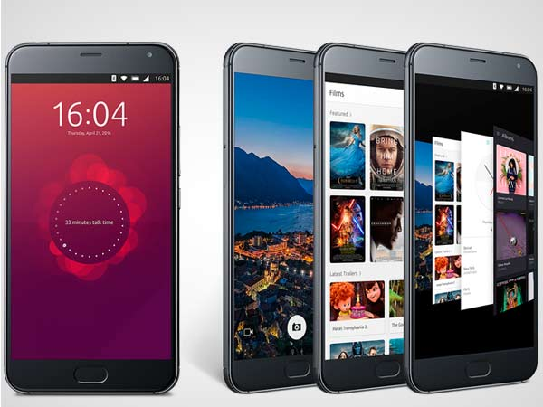 Ubuntu is also available for Mobile Phones