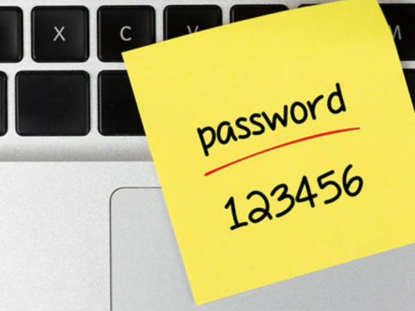 25 Worst Passwords: If You're On The List, Change It Right Now!