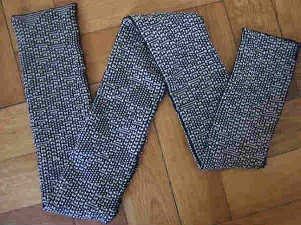 Unique Mathematical Scarves Are Designed By a Computer Algorithm