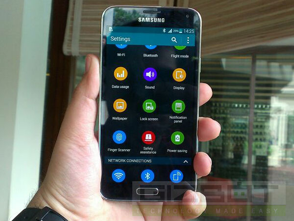 Samsung Galaxy S5 Tastes Android 6.0 Marshmallow Update!