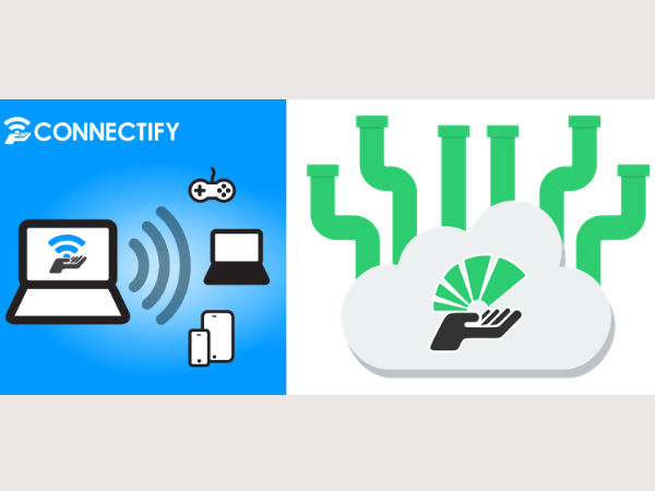 Boost your net connection: Connectify Speedify