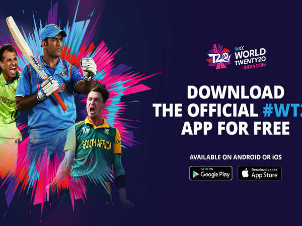 ICC T20 World Cup app