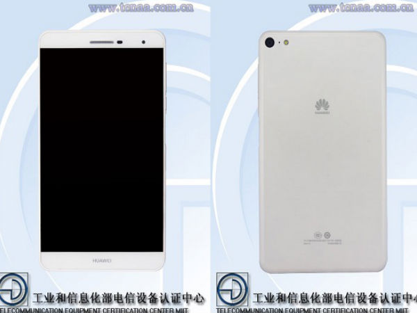 Honor 3X SPOTTED! Huawei Prepping to Declare Tablet War Against iPad?