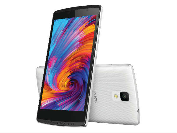 Top 10 Intex Smartphone Launched in 2016 So Far
