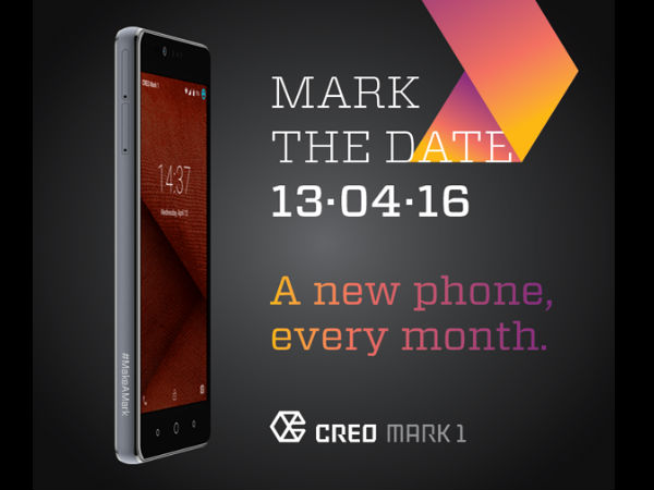 Creo Mark 1: This is why you should be excited about this mobile!