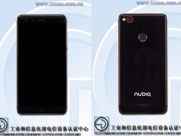 ZTE Nubia Z11 Mini Spotted on TENAA with 3GB RAM, 5-inch Display