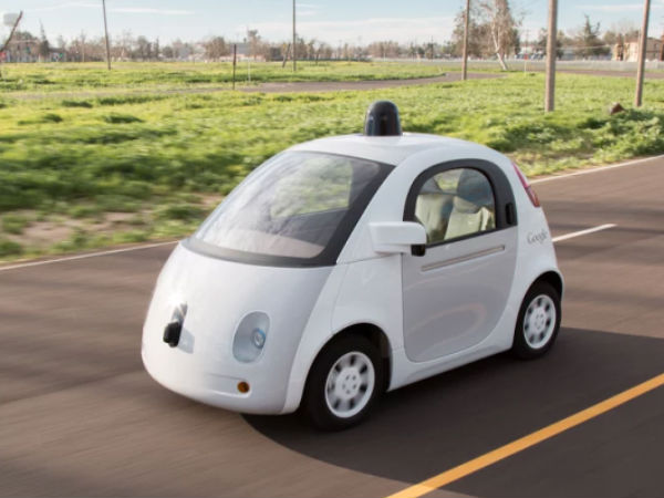Google self-driving car strikes public bus in California