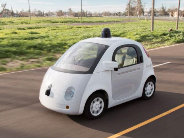 Google self-driving car strikes public bus in California