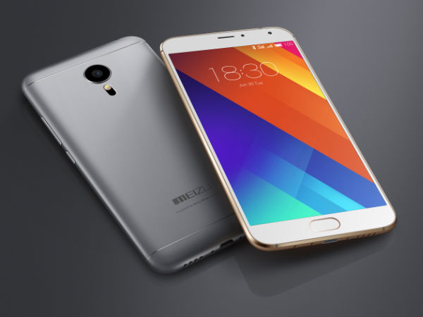 Meizu MX5 - Price: $300