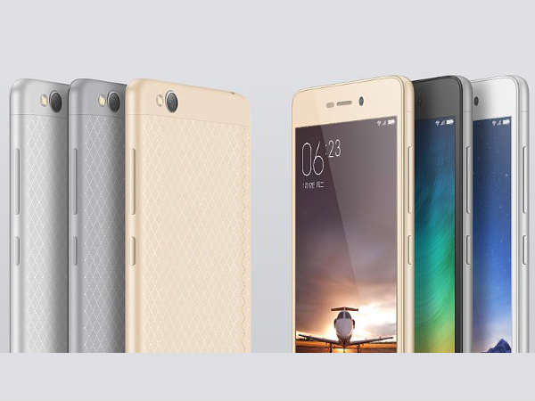 Xiaomi Redmi 3 - Price: $150
