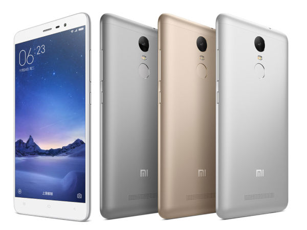 Xiaomi Redmi Note 3- Price: $190