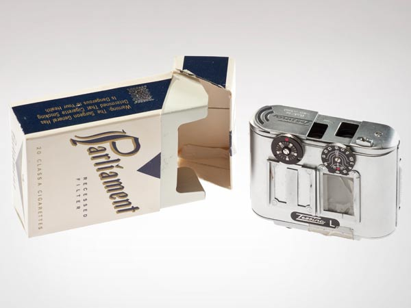 Tessina 35 (Cigarette Camera)