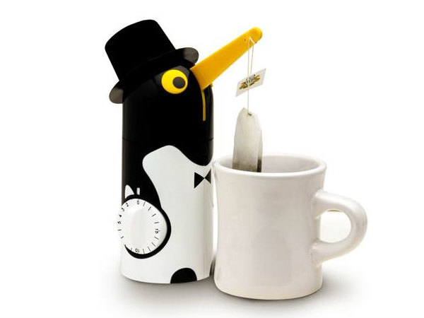 The Penguin Tea Timer