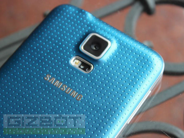 how to receive email notifications on galaxy s5