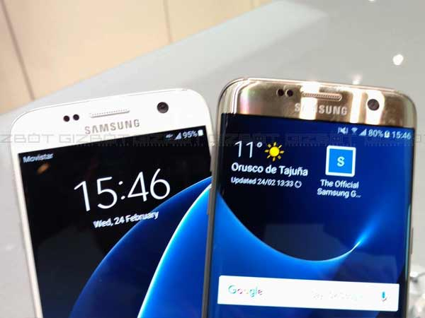 Over 100,000 units Galaxy S7 series sold in first two days