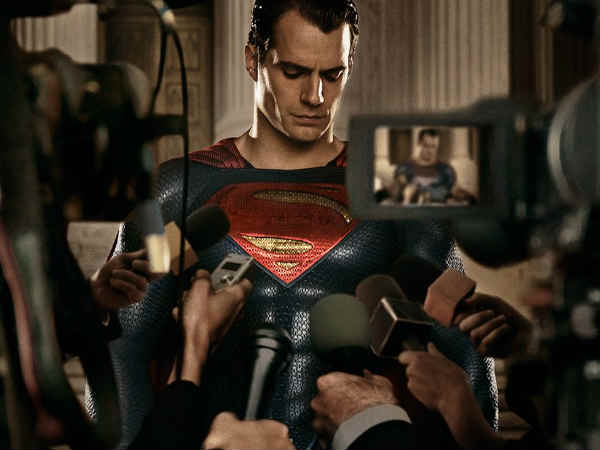 Superman comes second!