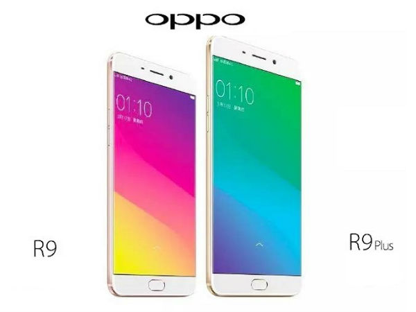 Oppo R9 and R9 Plus:
